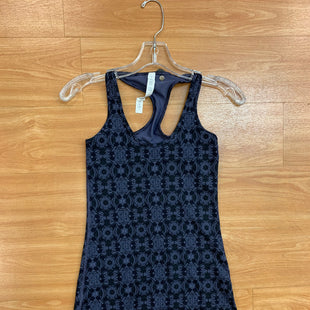 Primary Photo - BRAND: LULULEMON STYLE: ATHLETIC TANK TOP COLOR: PURPLE SIZE: 4 OTHER INFO: W/ BLACK SKU: 245-245189-16776