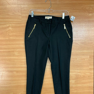 Primary Photo - BRAND: MICHAEL BY MICHAEL KORS STYLE: PANTS COLOR: BLACK SIZE: 4 SKU: 245-245189-14945