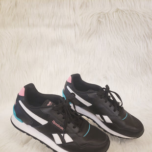 Primary Photo - BRAND: REEBOK STYLE: SHOES ATHLETIC COLOR: BLACK SIZE: 8 OTHER INFO: NO RETURNS SKU: 245-24518-76848