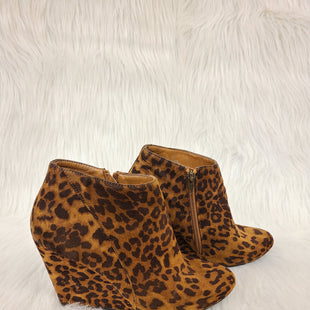 Primary Photo - BRAND: MADDEN GIRL STYLE: BOOTS ANKLE COLOR: ANIMAL PRINT SIZE: 9.5 OTHER INFO: CHEETAH- NO RETURNS SKU: 245-245199-1357
