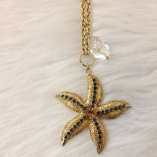 Primary Photo - BRAND: CHICOS O STYLE: NECKLACE COLOR: GOLD OTHER INFO: NO RETURNS  STARFISH SKU: 245-24518-80119
