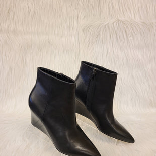 Primary Photo - BRAND: NINE WEST STYLE: BOOTS ANKLE COLOR: BLACK SIZE: 7 OTHER INFO: NO RETURNS SKU: 245-24511-13110