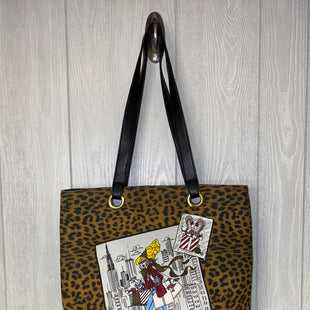 Primary Photo - BRAND: CHICOS STYLE: TOTE COLOR: ANIMAL PRINT SIZE: MEDIUM SKU: 245-24513-84258