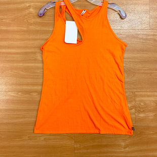 Primary Photo - BRAND: FABLETICS STYLE: ATHLETIC TANK TOP COLOR: ORANGE SIZE: M SKU: 245-245189-10662