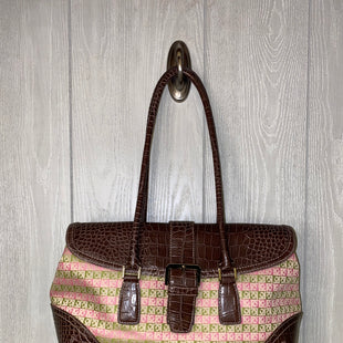 Primary Photo - BRAND: LIZ CLAIBORNE STYLE: HANDBAG COLOR: PINKGREEN SIZE: LARGE SKU: 245-24511-14853