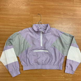 Primary Photo - BRAND:    CLOTHES MENTOR STYLE: ATHLETIC JACKET COLOR: LILAC SIZE: L OTHER INFO: BELLE TWEED SKU: 245-24513-84538