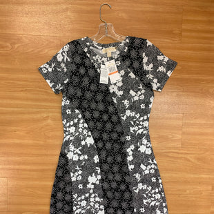 Primary Photo - BRAND: MICHAEL BY MICHAEL KORS STYLE: DRESS SHORT SHORT SLEEVE COLOR: BLACK WHITE SIZE: S OTHER INFO: NWT SKU: 245-24513-76967
