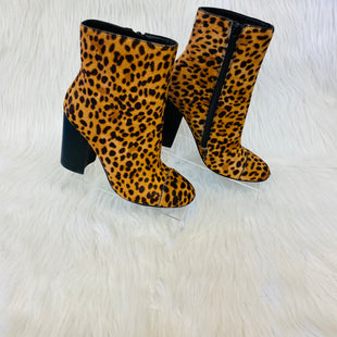 Primary Photo - BRAND:   CMC STYLE: BOOTS ANKLE COLOR: ANIMAL PRINT SIZE: 6.5 OTHER INFO: KENDALL & KYLIE - SKU: 245-24511-13347