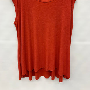 Primary Photo - BRAND: CATO STYLE: TUNIC SHORT SLEEVE COLOR: ORANGE SIZE: 2X OTHER INFO: NWT SKU: 245-245199-196