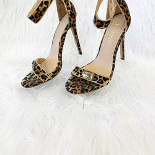 Primary Photo - BRAND: LILIANA STYLE: SANDALS HIGH COLOR: ANIMAL PRINT SIZE: 7 OTHER INFO: NO RETURNS SKU: 245-24518-77528