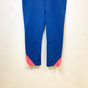 Primary Photo - BRAND: UNDER ARMOUR STYLE: ATHLETIC CAPRIS COLOR: BLUE SIZE: XS SKU: 245-24513-76320
