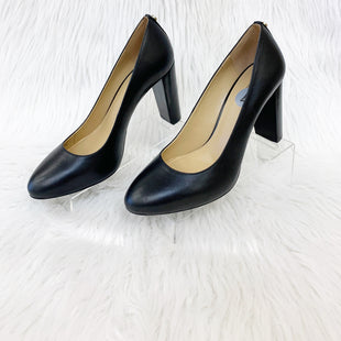 Primary Photo - BRAND: MICHAEL BY MICHAEL KORS STYLE: SHOES HIGH HEEL COLOR: BLACK SIZE: 7 OTHER INFO: NO RETURNS SKU: 245-24513-82473