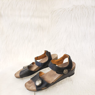Primary Photo - BRAND: TAOS STYLE: SANDALS LOW COLOR: BLACK SIZE: 10 OTHER INFO: NO RETURNS SKU: 245-24518-70613