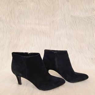 Primary Photo - BRAND: ALEX MARIE STYLE: BOOTS ANKLE COLOR: BLACK SIZE: 10 OTHER INFO: NO RETURNS SKU: 245-245199-4280