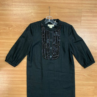 Primary Photo - BRAND: MICHAEL BY MICHAEL KORS STYLE: DRESS SHORT LONG SLEEVE COLOR: BLACK SIZE: M SKU: 245-24513-81672