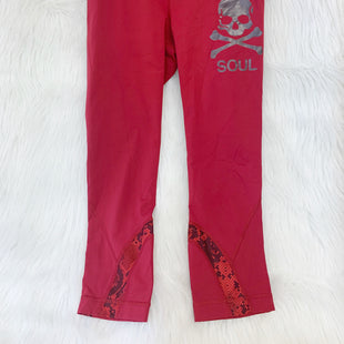 Primary Photo - BRAND: LULULEMON STYLE: ATHLETIC CAPRIS COLOR: RED SIZE: 6 SKU: 245-245189-14121