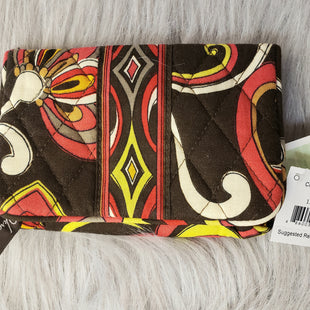 Primary Photo - BRAND: VERA BRADLEY O STYLE: WALLET COLOR: BROWN SIZE: SMALL OTHER INFO: NO RETURNS  RED YELLOW SKU: 245-24518-70086
