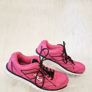 Primary Photo - BRAND: FILA STYLE: SHOES ATHLETIC COLOR: PINK SIZE: 7 OTHER INFO: NO RETURNS SKU: 245-24513-80656