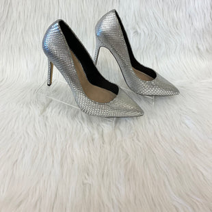 Primary Photo - BRAND: MIX NO 6 STYLE: SHOES HIGH HEEL COLOR: SILVER SIZE: 9 SKU: 245-24511-13232