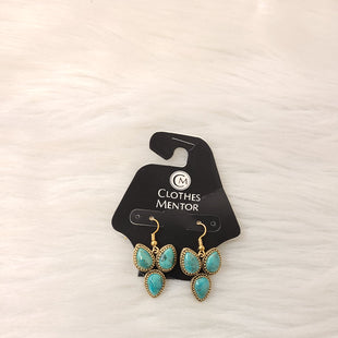 Primary Photo - BRAND:    CLOTHES MENTOR STYLE: EARRINGS COLOR: GREEN SKU: 245-24513-81931