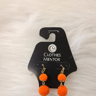 Primary Photo - BRAND:  CME STYLE: EARRINGS COLOR: ORANGE SKU: 245-24513-83261