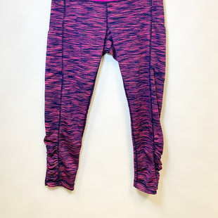 Primary Photo - BRAND: 90 DEGREES BY REFLEX STYLE: ATHLETIC CAPRIS COLOR: PINK PURPLE SIZE: XS FEATURES: HIP POCKETS (SEE PICTURES)COIN/KEY INTERIOR WAISTLINE POCKET SKU: 245-245189-11184