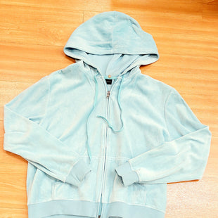 Primary Photo - BRAND: NEW YORK AND CO O STYLE: ATHLETIC JACKET COLOR: LIGHT BLUE SIZE: XL SKU: 245-245189-17581
