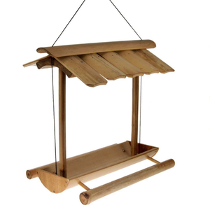 Bird Feeder - Bamboo
