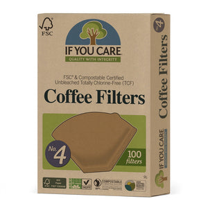 Coffee Filters (Pack of 4)
