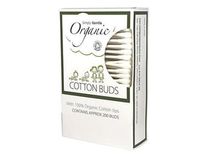 Organic Cotton Buds
