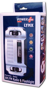 Lynx Multifunctional AM/FM Radio