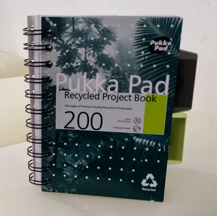 Pukka Pad 200 - Project Book A6