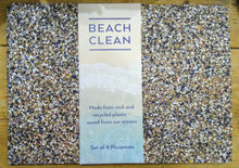 Beach Clean Placemat - Set of 4