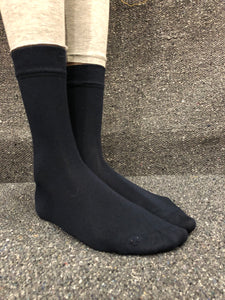 MoSo Bamboo Socks - Solid Colours  (4-7)
