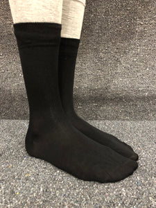 MoSo Bamboo Socks  - 7-11 solid