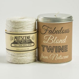 Nutscene Tin of Twine