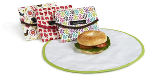 Keep leaf reusable sandwich wrap