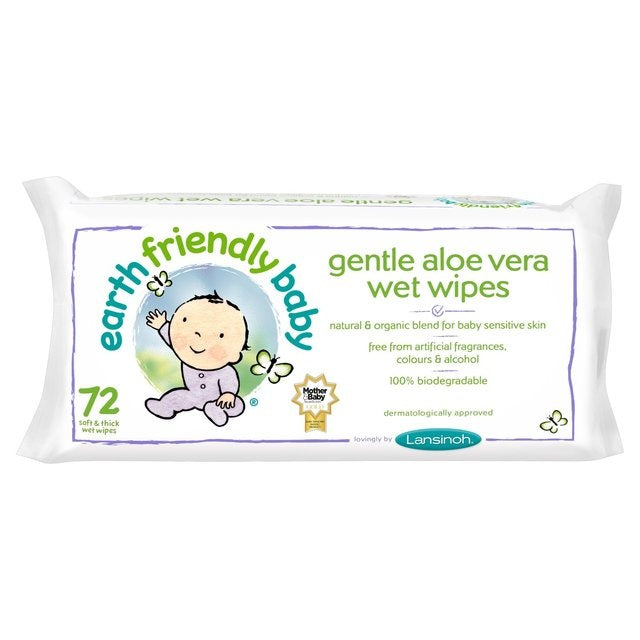 Baby Wipes,  Bio-degradable