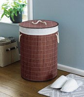 Bamboo Laundry Basket