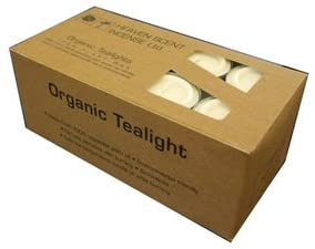 Organic Tealights (Pack of 24)