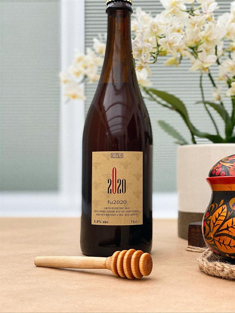 FU2020 – Limited Edition Draft Mead (5.0% abv) 0.75l