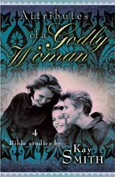 Attributes of a Godly Woman - CD Pack