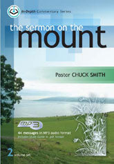 Sermon on the Mount Volumes 1 & 2 - MP3