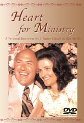 Heart for Ministry - DVD