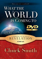 What the World is Coming To 4 DVD PACK