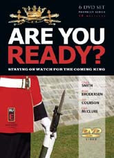 Are You Ready? - DVD 6-DVD Prophecy Series, containing 18 messages