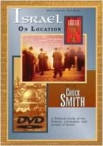Israel on Location DVD with Chuck Smith