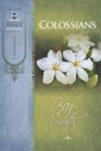 Colossians: Bible Study Series