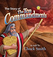 The Story of the Ten Commandment W/CD