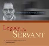 The Legacy of a Servant - MP3